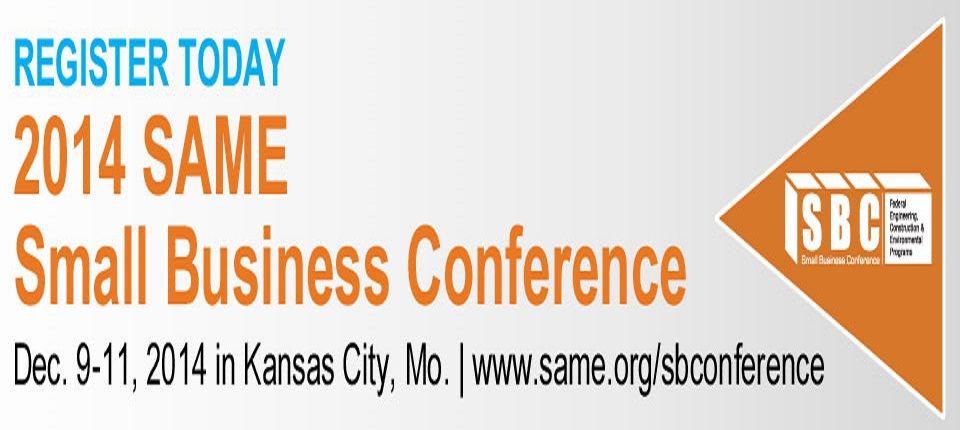 SAME to hold Small Business Conference 2014