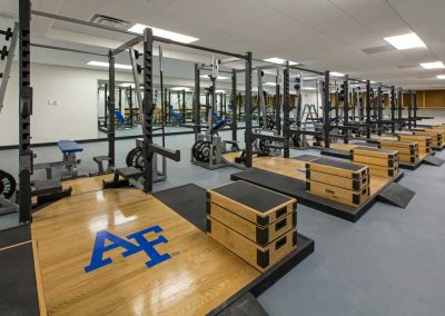 U.S. Air Force Academy Cadet Gymnasium Renovation