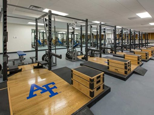 U.S. Air Force Academy | Cadet Gymnasium Renovation