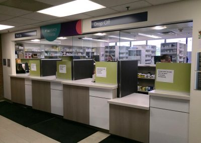 Kaiser Permanente Satellite Pharmacy, Prime Contract