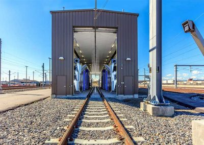 RTD-Denver Transit Partners | Commuter Train Wash Expansion