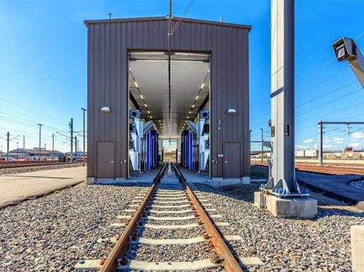 RTD – Denver Transit Partners Commuter Train Wash Expansion
