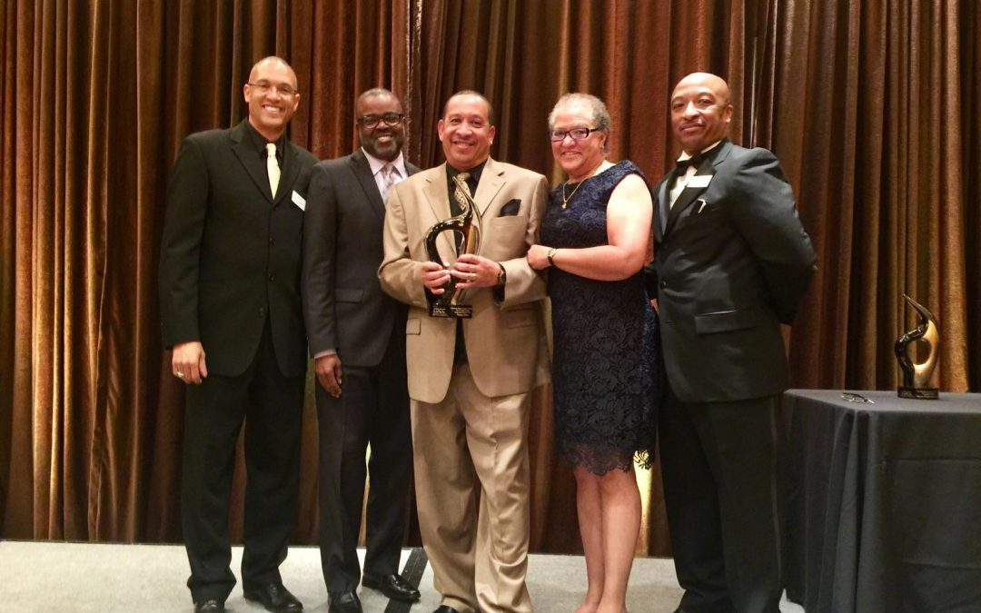 Vincent Gilmore named Colorado Black Chamber's Executive of the Year