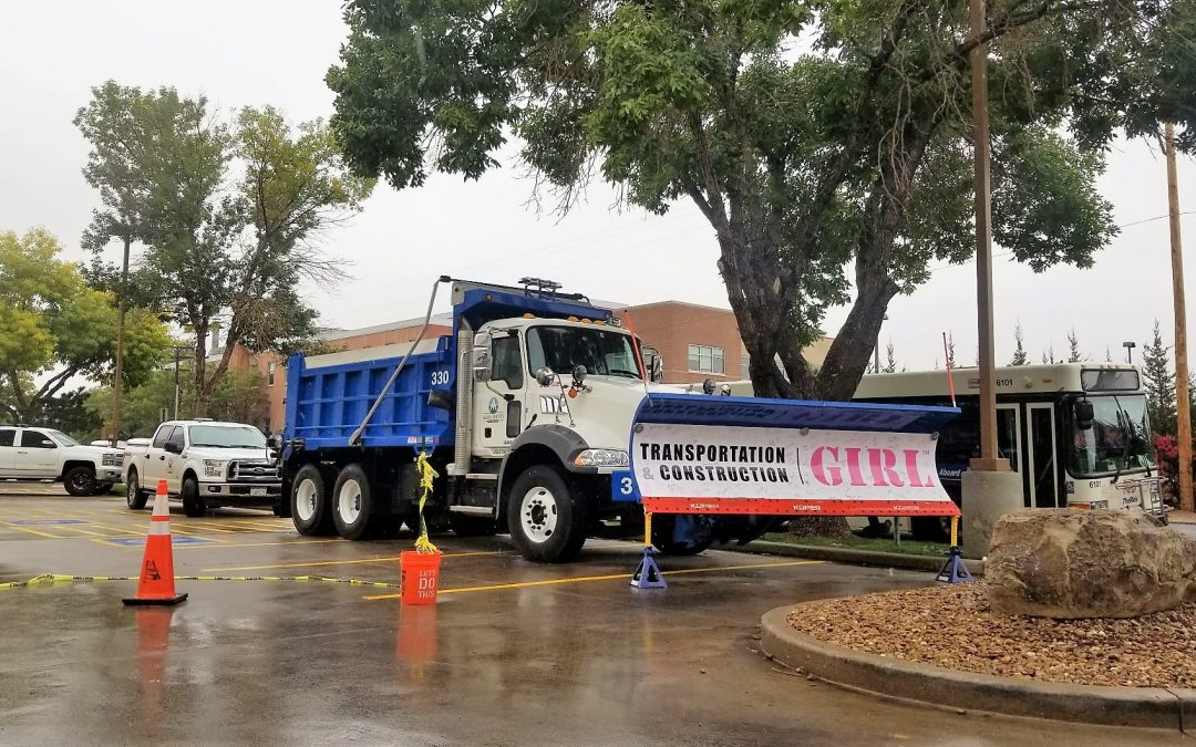 Gilmore Honored at the 2018 Career Days for Girls: Transportation & Construction Event