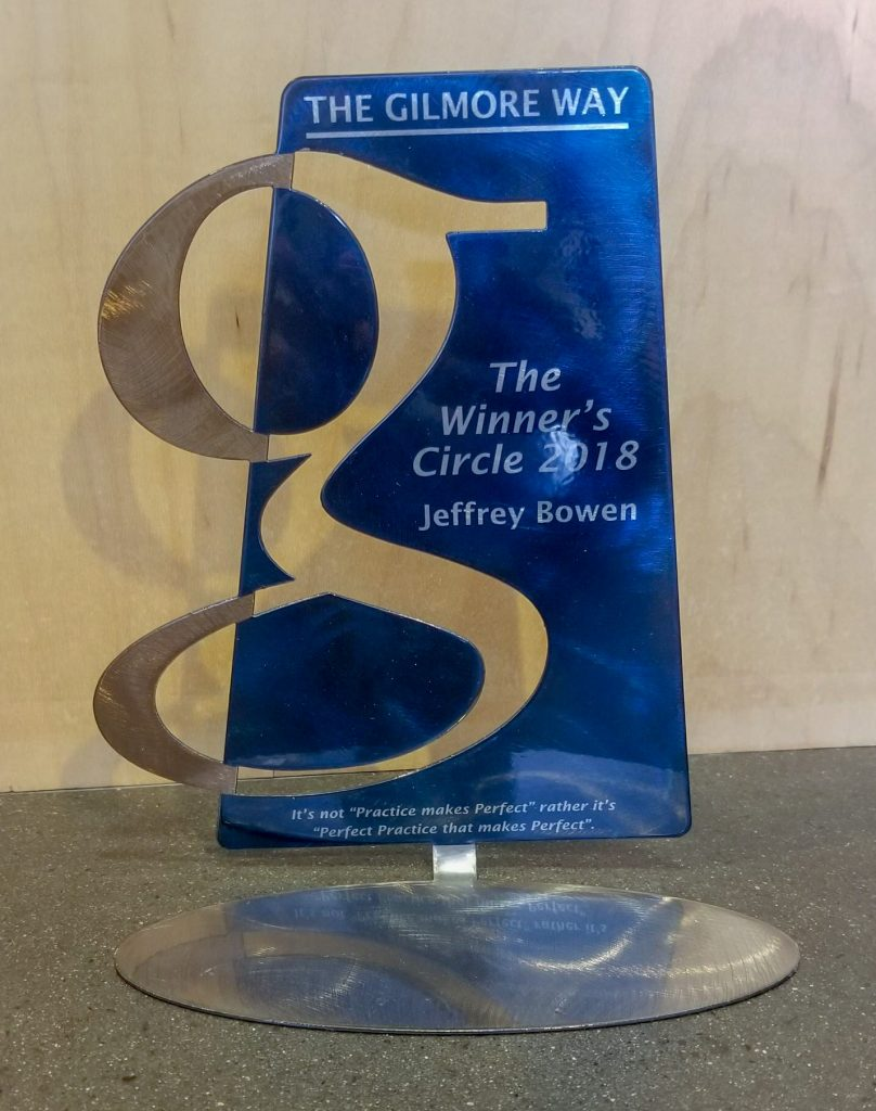 Jeff Bowen Award